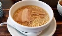 如水塩ラーメン - 拉麺BLUES