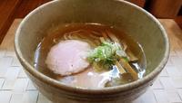 らぁ麺や汐そば雫汐そば - 拉麺BLUES