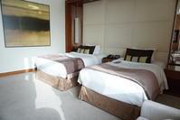 灼熱の国UAEへの旅#3世界一のドバイモール・JW Marriott Marquis Dubaiの朝食ブッフェ - magic hour