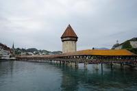 スイスで夏休み その11:ルツェルン - 雲フェチ