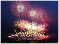 利根川大花火大会-1038) - 趣味の写真 ~OLYMPUS E-M1MarkⅡ、PenF~