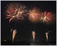 利根川大花火大会-2042) - 趣味の写真 ~OLYMPUS E-M1MarkⅡ、PenF~