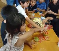 番外編〜祭りのあと - 枚方市・八幡市 子どもの教室・すべての子どもたちの可能性を親子で感じる能力開発教室Wake(ウェイク)