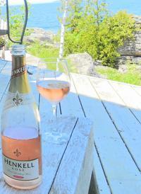 Henkell ロゼ(ドイツのヘンケル スパークリングワイン)可愛いピンク色でさっぱり - Canadian Life☆カナダ☆