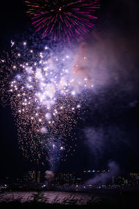 江東花火大会 - きっと、たぶん、大丈夫。
