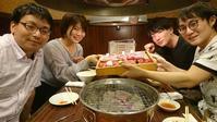 焼肉会♡ - 長崎大学病院 医療教育開発センター           医師育成キャリア支援室