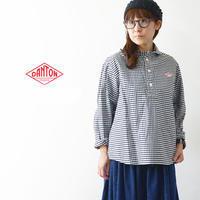 DANTON [ダントン] L/S OXFORD SHIRTS [JD-3564TRD] 長袖オックスフォードシャツ・綿シャツ・長袖シャツ・レディース・女性用・婦人服・LADY'S - refalt blog