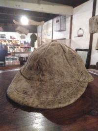 戦中の帽子。 - あいろく