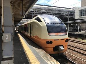 秋田から新潟へ - 鉄道模型の小部屋