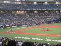 『プロ野球公式戦』 京セラドーム観戦ご報告 osl-nara - 『奈良骨化症患者の会』