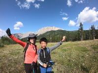コタロウ君、お母さんと行く。夏休みの思い出プライベートハイキング - ヤムナスカ Blog