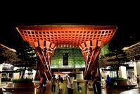 2019夏北陸の旅~夜の金沢駅でサタデーナイトフィーバーごっこ~ - 明日はハレルヤ
