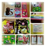 韓国で買ってキタもの②~スーパーでいろいろ~ - コグマの気持ち