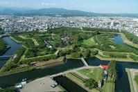 函館街角スナップ夏 - 近代文化遺産見学案内所