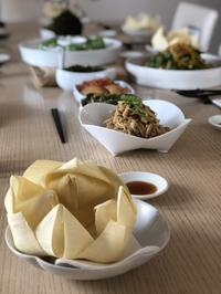 夏のイベントクラス無事終了「美味しい韓国精進料理」 - 今日も食べようキムチっ子クラブ (料理研究家 結城奈佳の韓国料理教室)