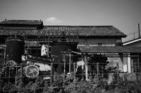 古い工場 - 節操のない写真館