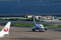 HND - 564 - fun time (飛行機と空)