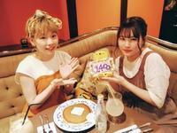 暑過ぎる真夏も地下でサプライズ♡ - 菓子と珈琲 ラランスルール 店主の日記。