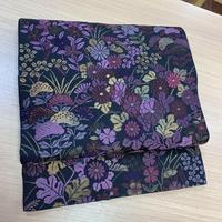貝紫の唐織錦袋帯入荷中です - 着物Old&Newたんす屋泉北店ブログ