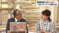 いつものフジテレビ70 - 風に吹かれてすっ飛んで ノノ(ノ`Д´)ノ ネタ帳