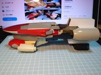 0806 - Hyper weapon models 模型とメカとクリーチャーと……