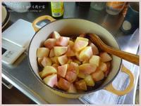 桃のジャム作り。 - かいじゅうたちのいる我が家。