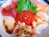 Unknown eatery Tokumoridon 750 Yen - Very Good! - SONGS