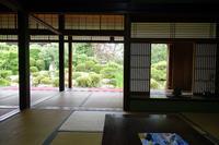 菩提山 穴太寺(その3)庭園 - レトロな建物を訪ねて