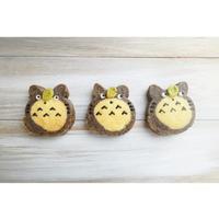 トトロのクッキー - cuisine18 晴れのち晴れ