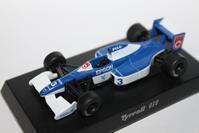 1/64 Kyosho Tyrrell F1 019 【1990】 - 1/87 SCHUCO & 1/64 KYOSHO ミニカーコレクション byまさーる