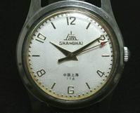 「上海A-581」腕時計 - 見る聞く歩く