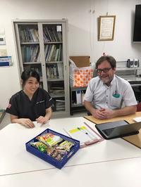 8月6日の英会話 - 長崎大学病院 医療教育開発センター           医師育成キャリア支援室