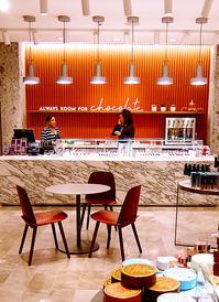 ニーマン・マーカス内の「クック&マーチャント」 (Cook & Merchants、料理と地元NYの商品)コーナー - ニューヨークの遊び方