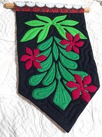 クリスマスキルト2枚... - ほっと一息・・~Sakura's Hawaiian QuiltⅡ
