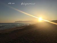 アルカモマリーナの朝日 - ボローニャとシチリアのあいだで2