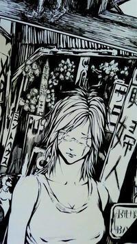 p15 - HIRAKAWA JUN 平川 準 描いたり弾いたり