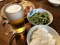 ビールに枝豆 - 週末農夫コーディーのイケてる鍬の振るい方