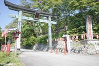 下野国一宮二荒山神社……みちのりは遠く - SV400Sカスタムの記録