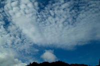 雲と空・・・長崎ばってんカット! - 朽木小川より 「itiのデジカメ日記」 高島市の奥山・針畑からフォトエッセイ
