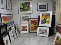 8月6日靉嘔版画展を見に行った - 川越画廊 ブログ