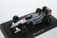 1/64 Kyosho Tyrrell F1 020 【1991】 - 1/87 SCHUCO & 1/64 KYOSHO ミニカーコレクション byまさーる