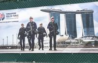 シンガポール警察☆☆ - よく飲むオバチャン☆本日のメニュー