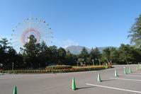 浅間山が噴火したらしい - 2019 浅間暮らし(ヤマキチョウ便り)