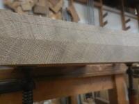テレビボード 組手加工 - 手作り家具工房の記録