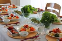 食べる「韓国料理教室」 - 登志子のキッチン