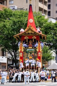 祇園祭2019前祭山鉾巡行(新町御池にて) - 花景色-K.W.C. PhotoBlog