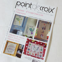 Point de croix magazine 特集号 2013年6月 No. 56 - Point de X のこと