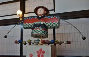 天神祭の御迎人形としじみの藤棚 - たんぶーらんの戯言