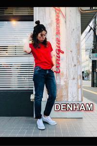 「DENHAM デンハム」新作デニム【MONROE】入荷です。 - UNIQUE SECOND BLOG