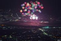 市川三郷町ふるさと夏まつり「第31回神明の花火」(後編) - Photolog